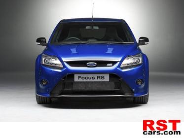 Новый ford focus rs будет 335-сильным