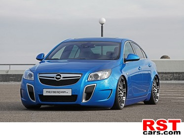 opel insignia opc от mr car design