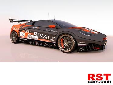 Представлен новый голландский гоночный суперкар
