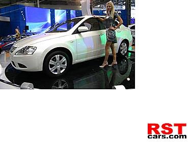 фото ВАЗ представил публике свой новый автомобиль