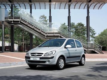 Хендай гетц новый цена 2018 автосалон