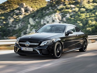 ����� MERCEDES  Coupe