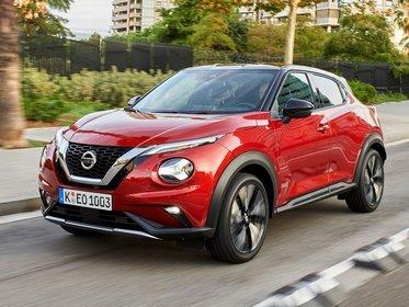 Продажа новых автомобилей Nissan Juke