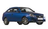 Lada Priora (Lada 2170) - переднеприводный, пятиместный седан.